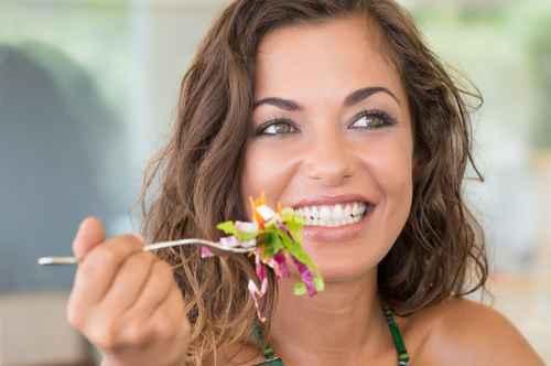 przyjemność z dietą dieta komfort